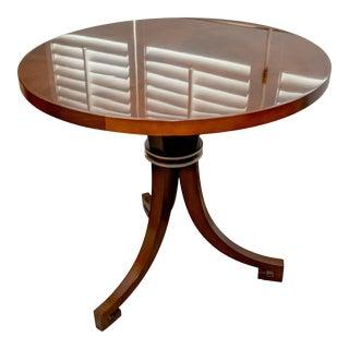 Key Table, Classic Greek Key Table - Rosenau For Sale