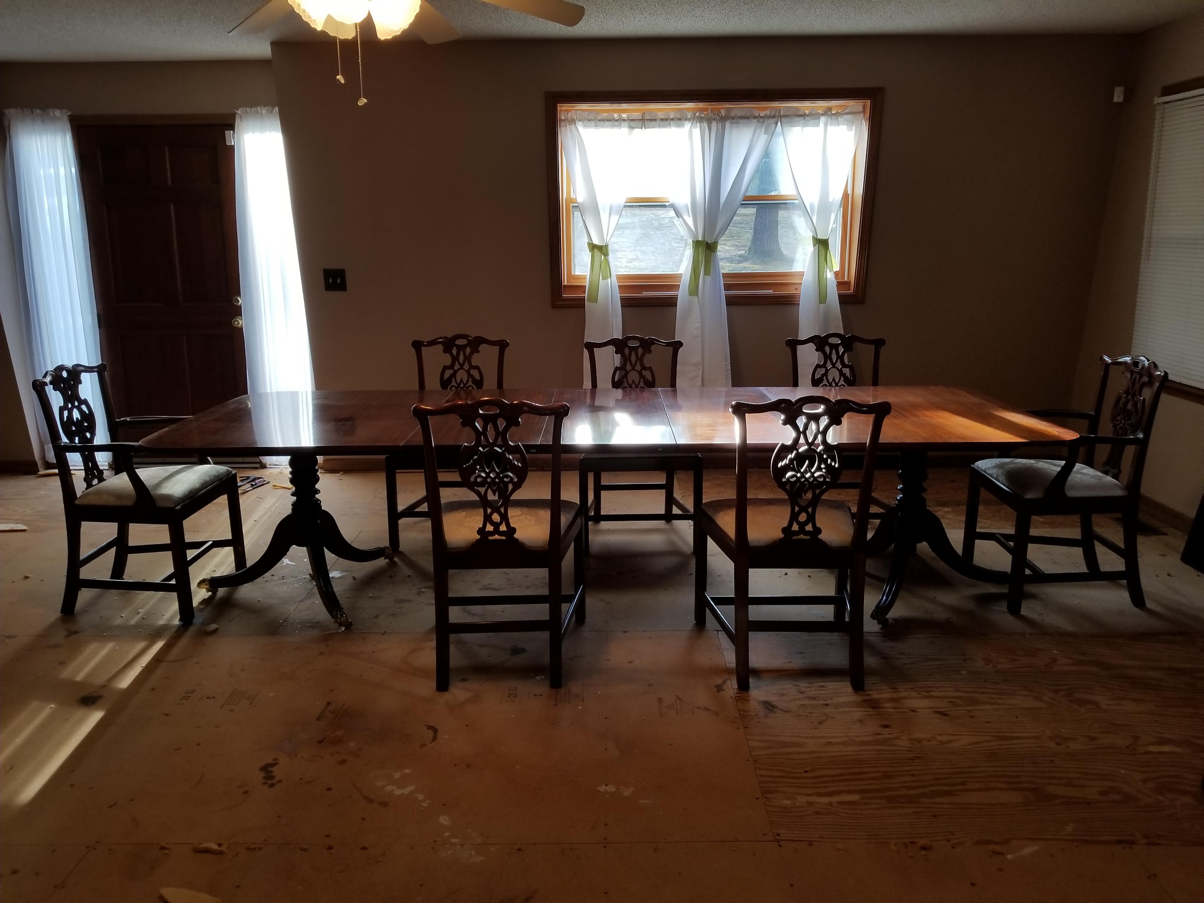Baker Dining Room Furniture Set Chairish