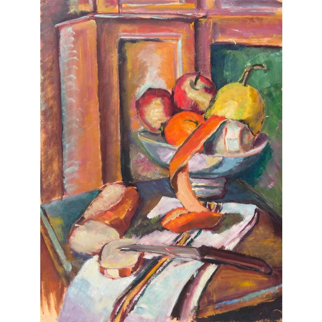 Virginia Sevier Rogers Vintage Still Life Painting - Image 1 of 6