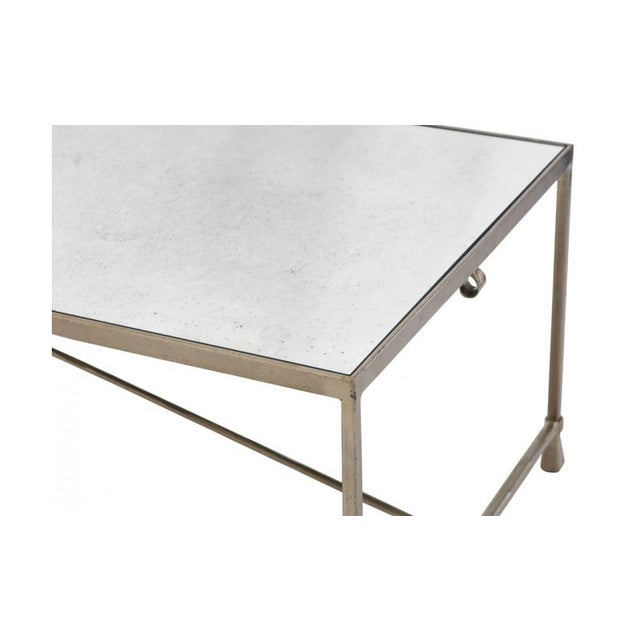 Bernhardt Rowley Modern Cocktail Table - Image 2 of 3