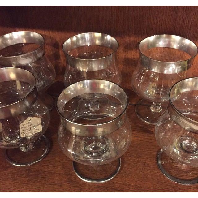 Dorothy Thorpe Glasses - Set of 6 - Image 6 of 6