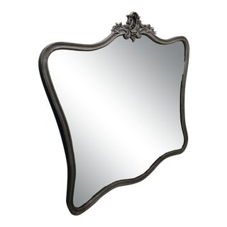 Early 21st Century Shabby Chic French Mirror For Sale