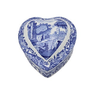 Spode Italian Sweetheart Ring Box For Sale