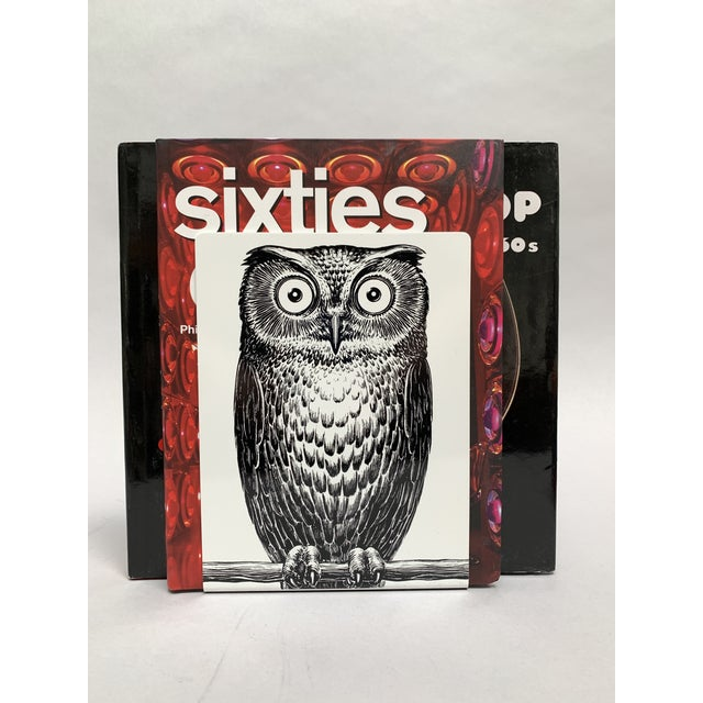 Fornasetti Owl Bookends - a Pair For Sale - Image 9 of 12