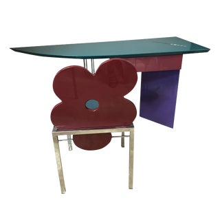 Saporiti Desk and Chair