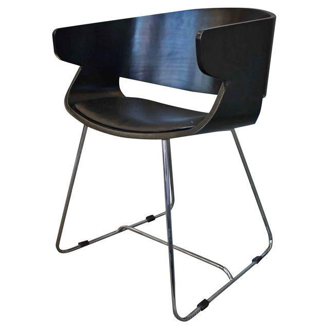 Custom Nuans Side Chair - Image 1 of 3