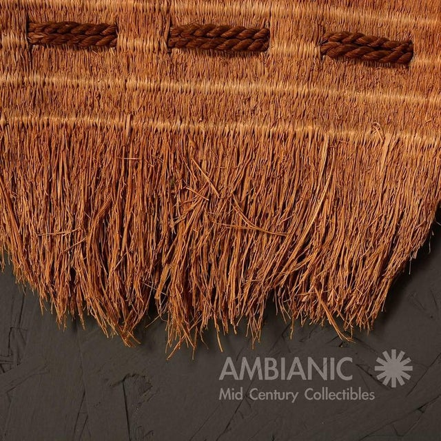 Native American Wall Hanging Native American Woven Bag For Sale - Image 3 of 5