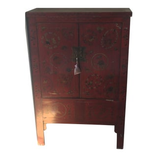 19th Century Chinese Armoire For Sale