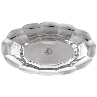 Tiffany Sterling Breadbasket For Sale