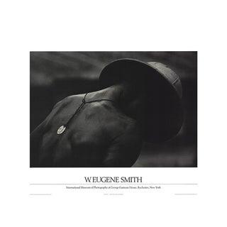 "Eugene Smith Man of Mercy 19.75"" X 27.5"" Poster Black & White For Sale"