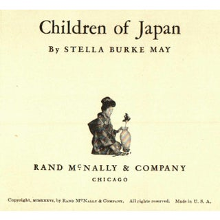 """Children of Japan"" 1936 Book Preview"