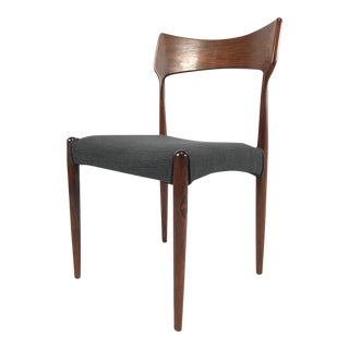 Vintage Danish Rosewood Dining Chair