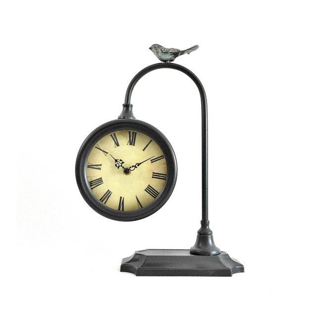 Bird Tabletop Clock - Image 6 of 6