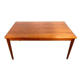 Vintage Used Teak Dining Tables Chairish