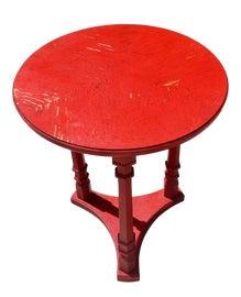 Image of Oak Gueridon Tables