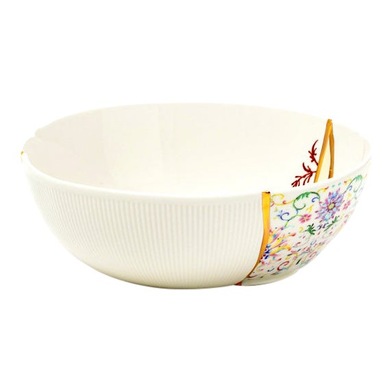 Seletti, Kintsugi Large Bowl 1, Marcantonio, 2018 For Sale