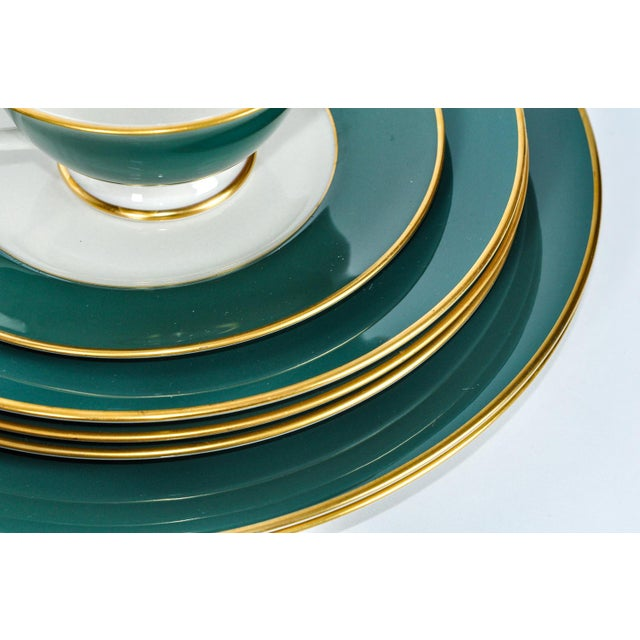 Ceramic Franciscan Dinnerware for 12 For Sale - Image 7 of 10