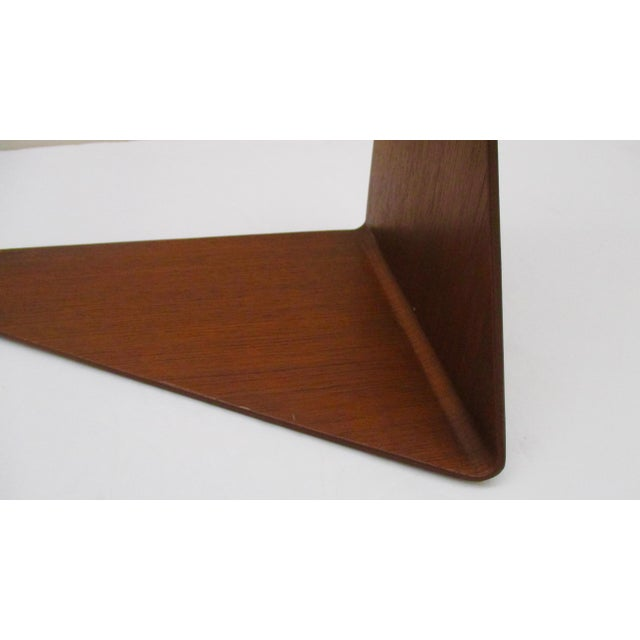 Poul Cadovius Cado Butterfly Teak Wood Shelves - Set of 2 For Sale - Image 12 of 13