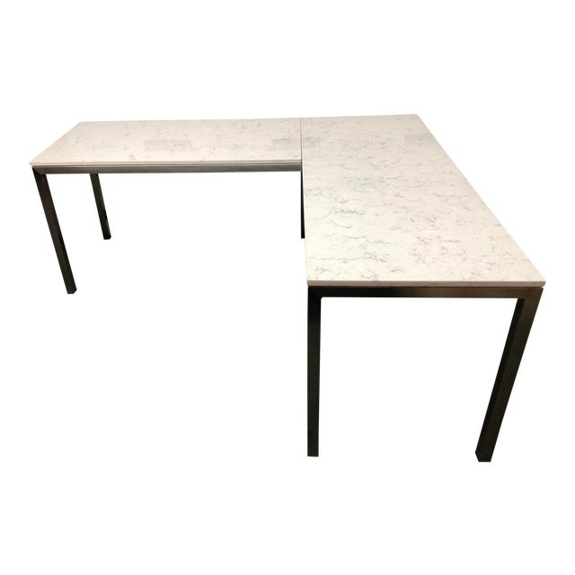 Portica Desk and Return, by Room & Board For Sale
