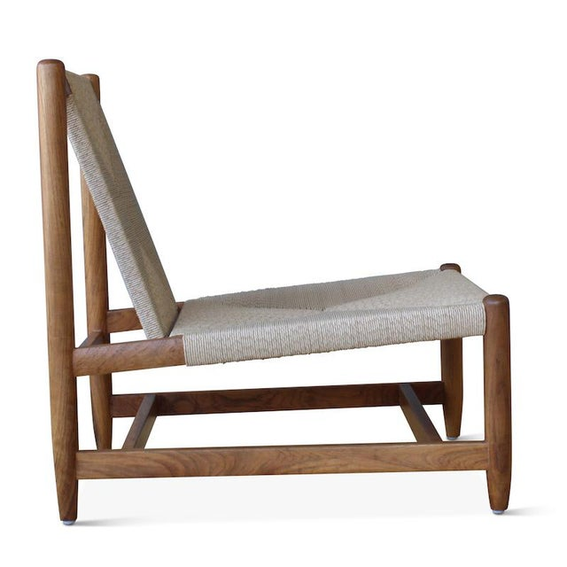 Our newest chair in our teak collection, the Loma is a comfortable and stylish way to lounge indoors or out. Handcrafted...
