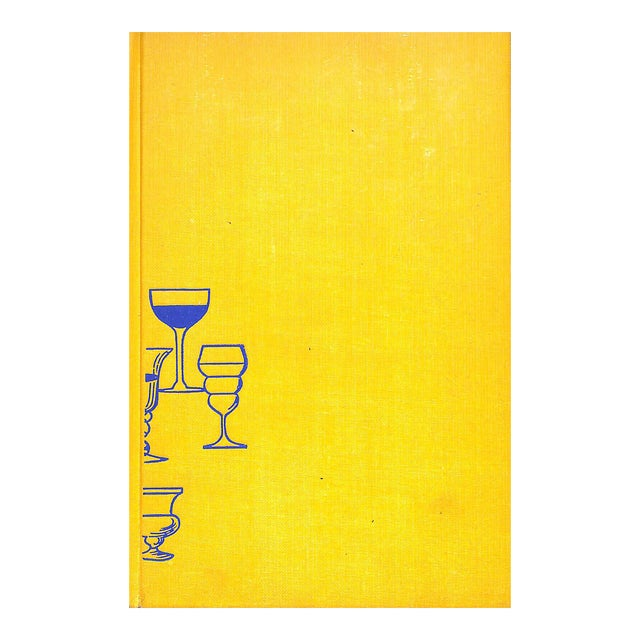 """The Fine Art of Mixing Drinks"" Book For Sale"