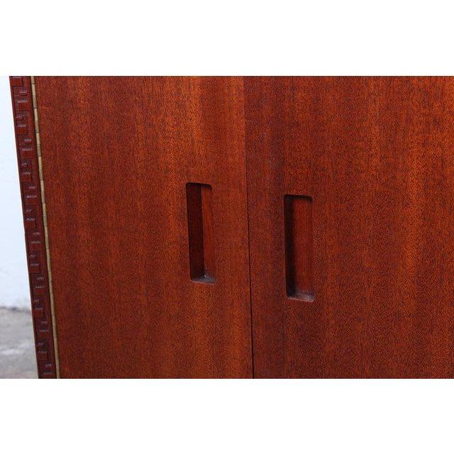 "Henredon Frank Lloyd Wright ""Taliesin"" Nightstands for Henredon For Sale - Image 4 of 11"