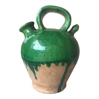 Antique French Cruche / Water Jug For Sale