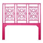 Tulum Headboard Queen - Bright Pink