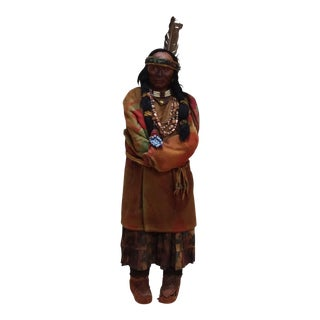 Native American Style Skoocum Doll For Sale