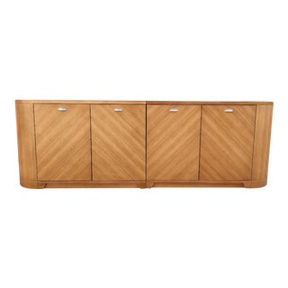Art Deco Credenza/Buffet /Bar/ Sideboard For Sale