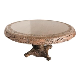 19th Century Anglo-Indian Dining Table For Sale