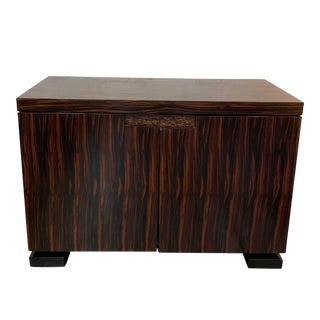 1980s Christian Liaigre Holly Hunt Sideboard For Sale