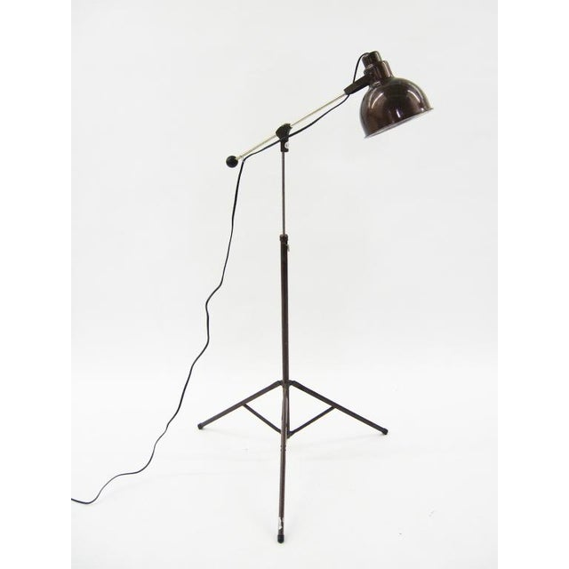 1960s Industrial floor lamp For Sale In Chicago - Image 6 of 10