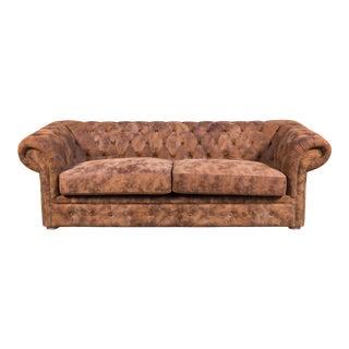 Traditional Sarreid Ltd. El Paso Saloon Sofa For Sale