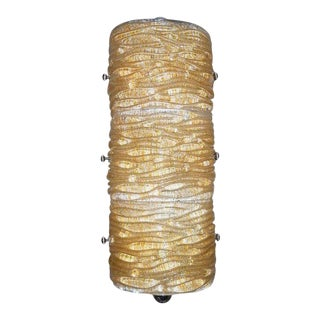 Gold Bauletto Sconces / Flush Mounts For Sale