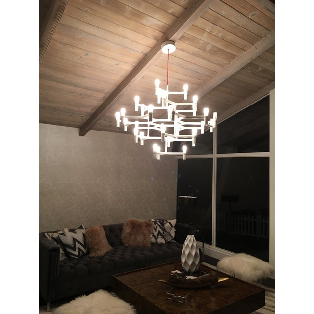 Crown Major Chandelier by Markus Jehs from Nemo - Image 3 of 5