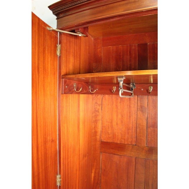 Sheffield John Watts English Armoire For Sale - Image 4 of 5