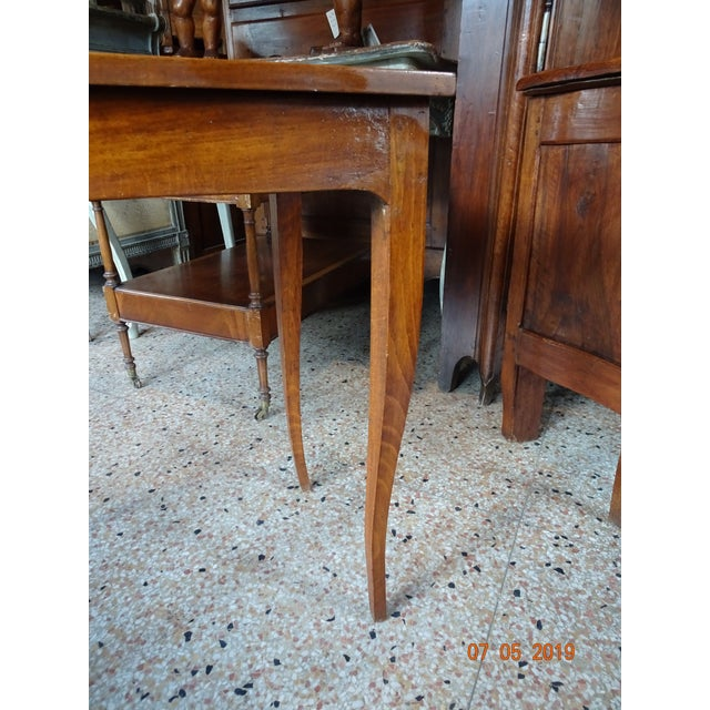 19th Century French Side Table For Sale - Image 10 of 12