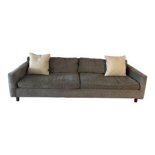 Modern Mitchell Gold Hunter Sofa For Sale