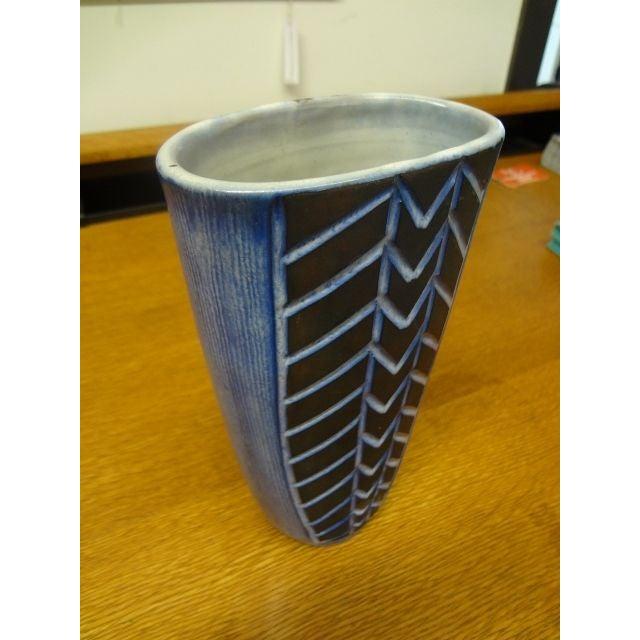 Norwegian Studio Ceramic Vase - Image 4 of 6