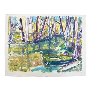Summertime Pond