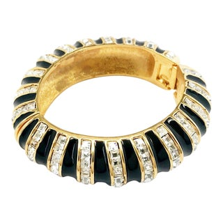 Statement Cuff by Kenneth Jay Lane For Sale
