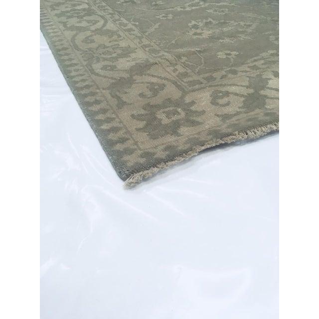 2010s Persian Leon Banilivi Genuine Agra Carpet - 6' X 8'10 For Sale - Image 5 of 6