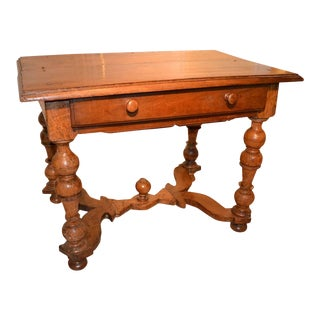 Continental Baroque 17th Century Table For Sale