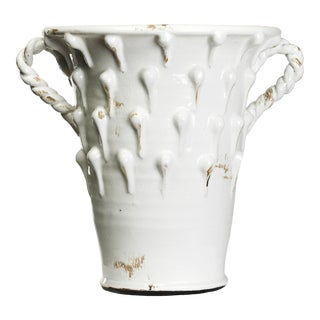 Armstrong White Pottery in White For Sale