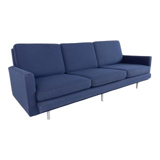 Mid Century George Nelson for Herman Miller Sofa For Sale