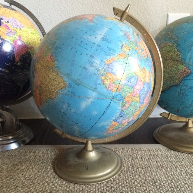 Mixed Group of Globes - Set of 3 - Image 4 of 10