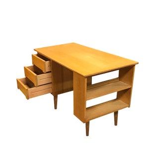 Danish Mid-Century Modern Teak Desk