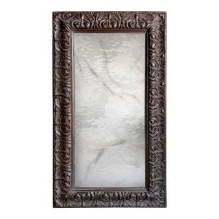Romantic 19th Century Italian Framed Mirror For Sale