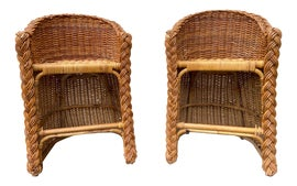 Image of Boho Chic Bar Stools